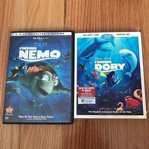 Finding Nemo and Dory Set